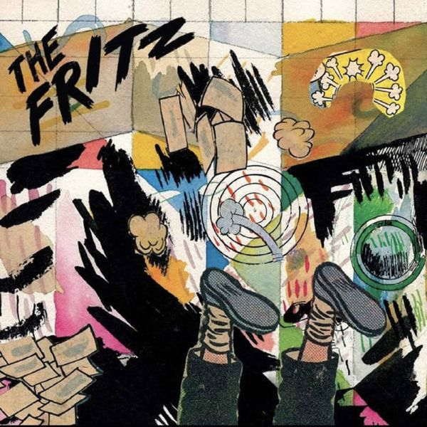 Cover THE FRITZ, s/t
