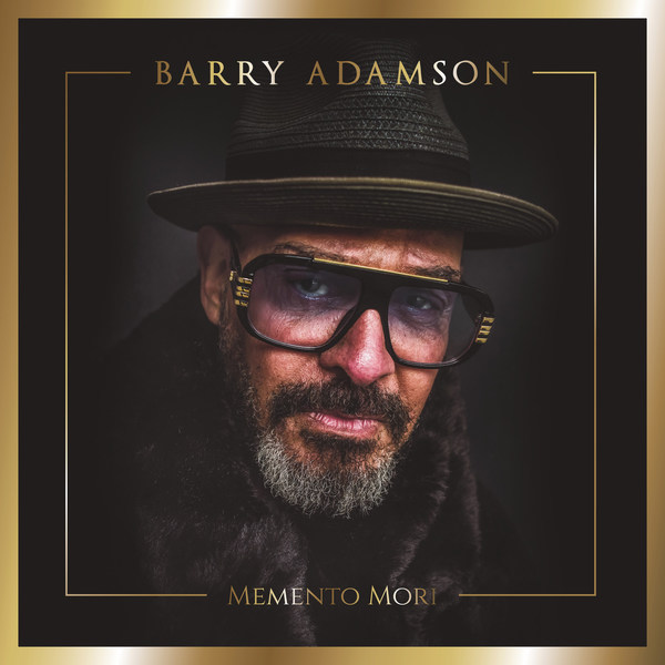 Cover BARRY ADAMSON, memento mori (anthology 1978-2018)