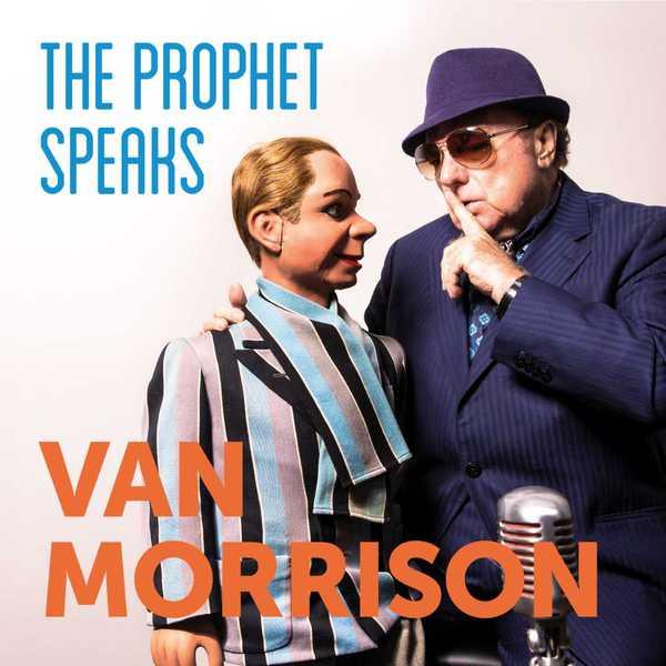 VAN MORRISON, the prophet speaks cover