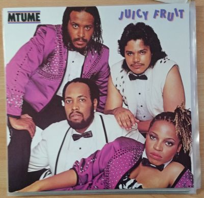 Cover MTUME, juicy fruit (USED)