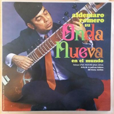 ALDEMARO ROMERO, en el mundo (USED) cover
