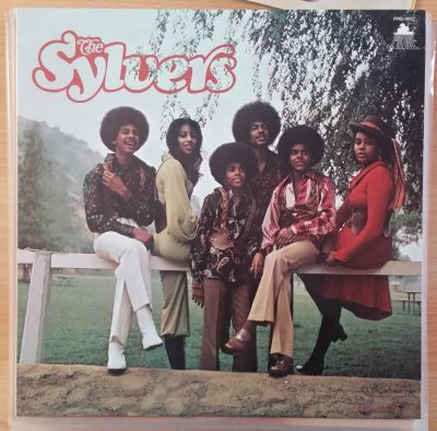 Cover SYLVERS, s/t (USED)