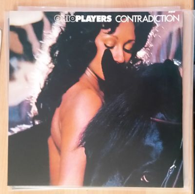 Cover OHIO PLAYERS, contradiction (USED)