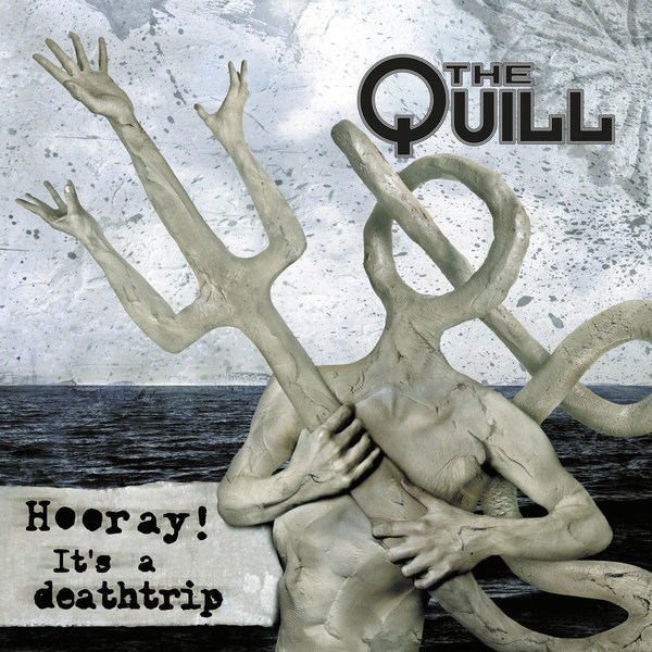THE QUILL, hooray! it´s a deathtrip cover