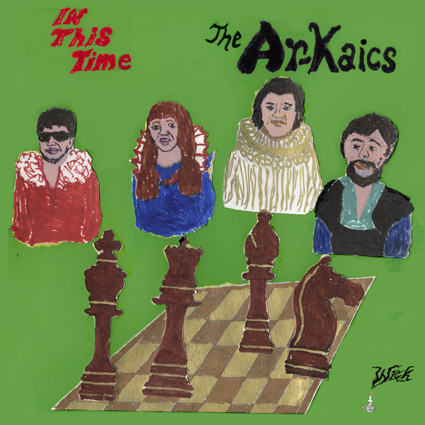 Cover AR-KAICS, in this time