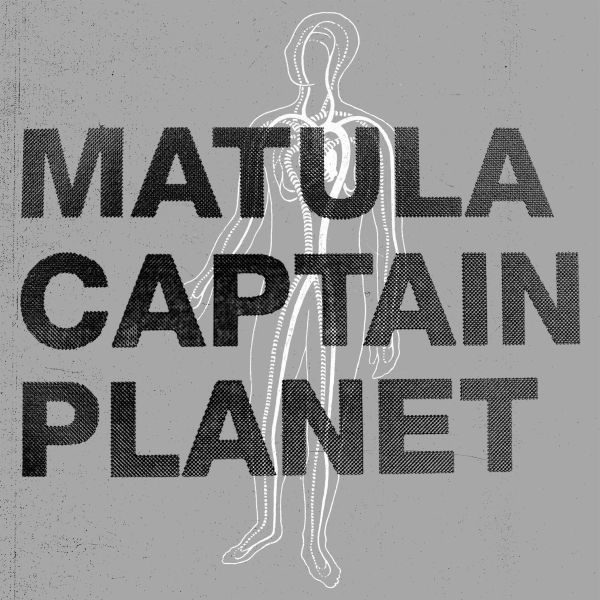 Cover CAPTAIN PLANET / MATULA, split