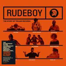 V/A, rudeboy: the story of trojan records - o.s.t. cover