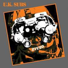 UK SUBS, ziezo cover