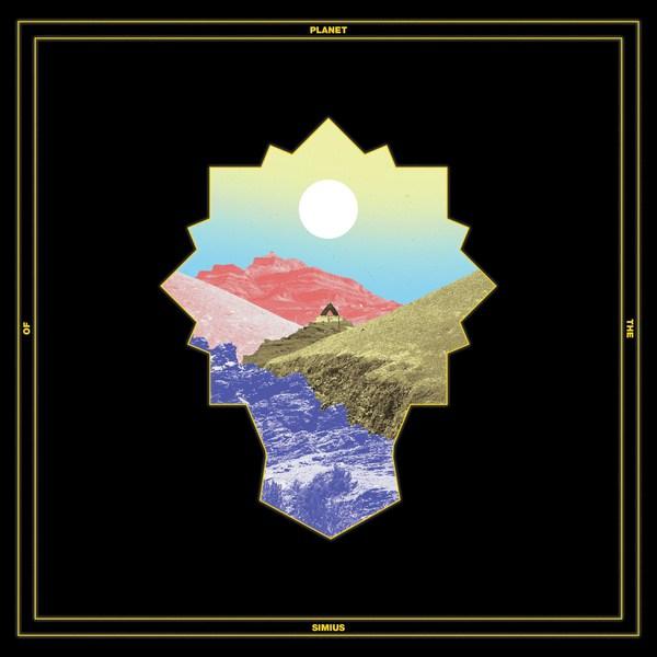 KID SIMIUS, planet of the simius cover