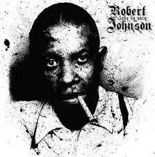 ROBERT JOHNSON, love in vain cover