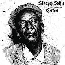 SLEEPY JOHN ESTES, drop down mama cover