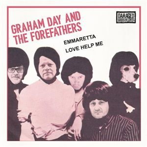 GRAHAM DAY & THE FOREFATHERS, emmaretta cover