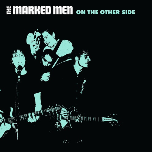MARKED MEN, on the other side cover