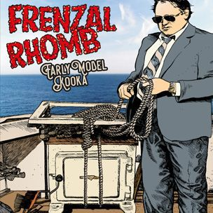 FRENZAL RHOMB, early model kooka cover