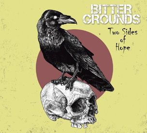 BITTER GROUNDS, two sides of hope cover