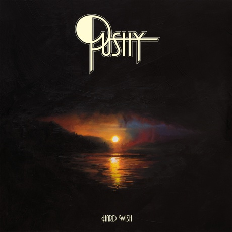 PUSHY, hard wish cover
