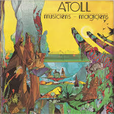 Cover ATOLL, musiciens-magiciens