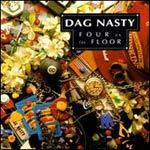 DAG NASTY, four on the floor cover