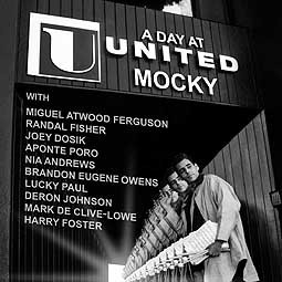 MOCKY, a day at united cover