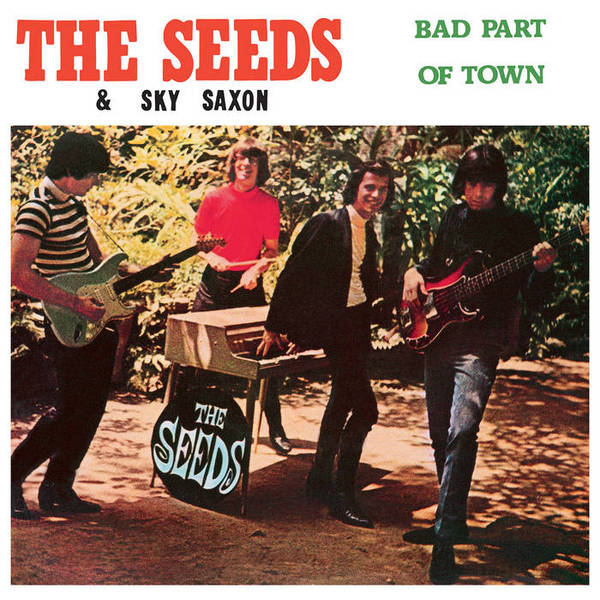 SEEDS, bad part of town cover
