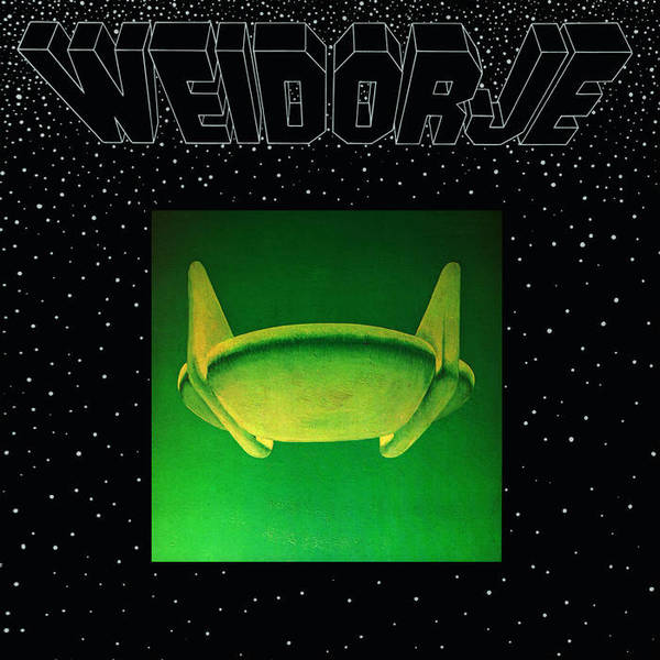 WEIDORJE, s/t cover