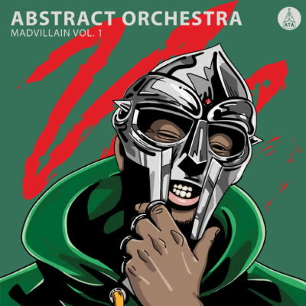 Cover ABSTRACT ORCHESTRA, madvillain vol. 1