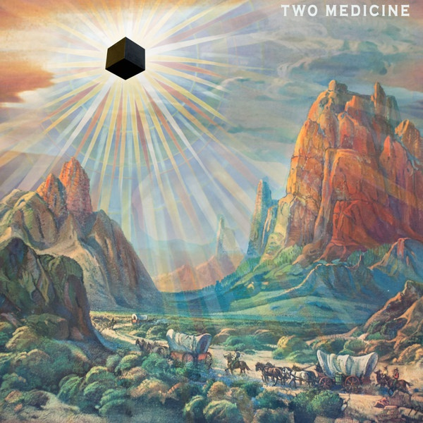 TWO MEDICINE, astropsychosis cover