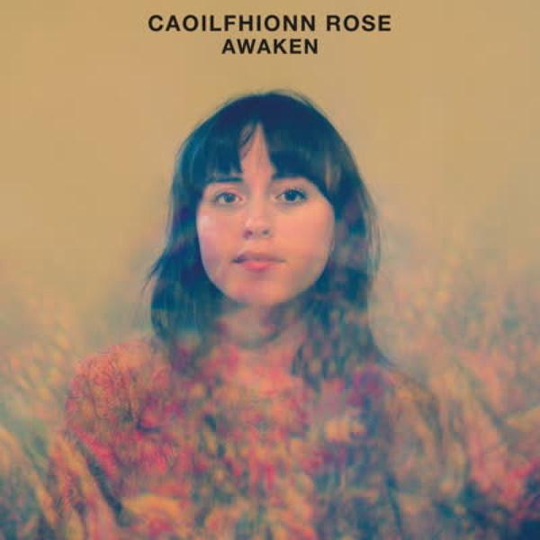 CAOILFHIONN ROSE, awaken cover