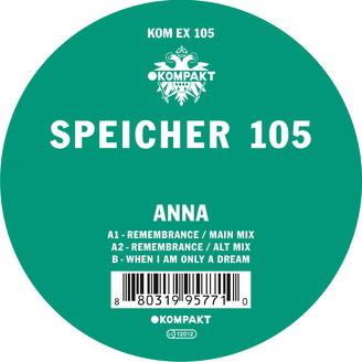 ANNA, speicher 105 cover