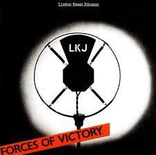 Cover LINTON K. JOHNSON, forces of victory
