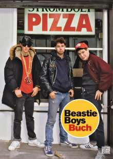 Cover ADAM HOROWITZ, beastie boys buch