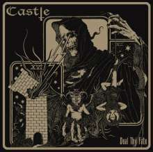 CASTLE, deal thy fate cover