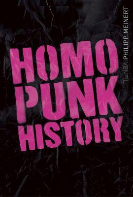 PHILIPP MEINERT, homo punk history cover