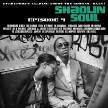 V/A, shaolin soul episode 4 cover