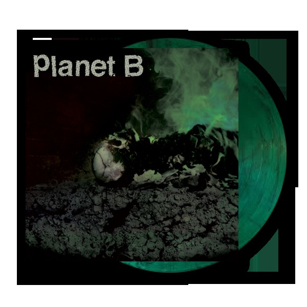 Cover PLANET B, s/t