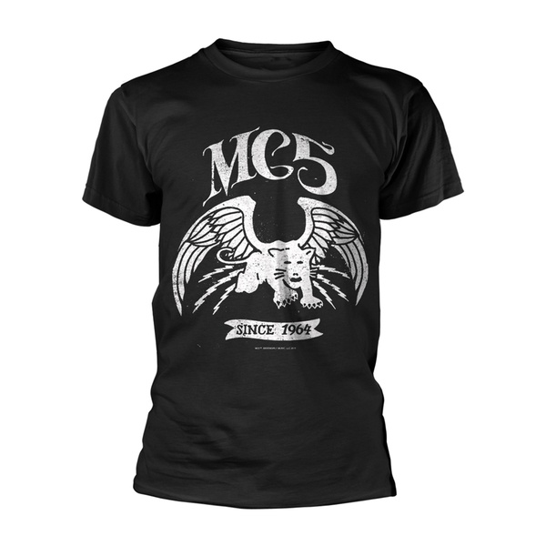 MC5, since 1964 (boy) black cover