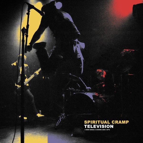 SPIRITUAL CRAMP, television cover