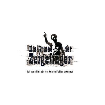 INCREDIBLE HERRENGEDECK/DIE ARMEE DER ZEIGEFINGER, split cover