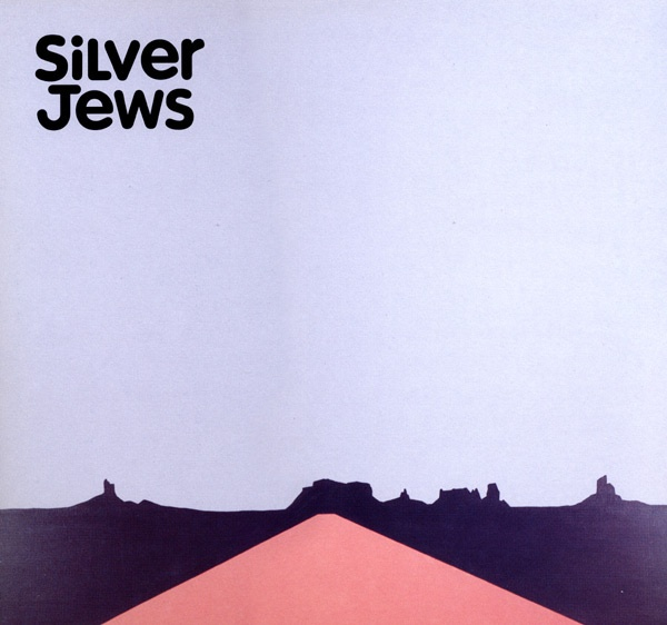 SILVER JEWS, american water cover