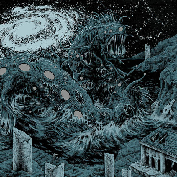 V/A, it came from the abyss 1 cover