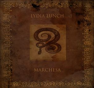 LYDIA LUNCH, marchesa cover