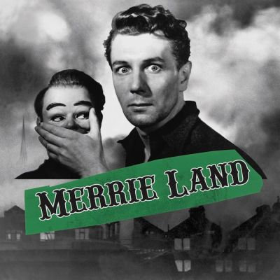 THE GOOD THE BAD AND THE QUEEN, merrie land cover