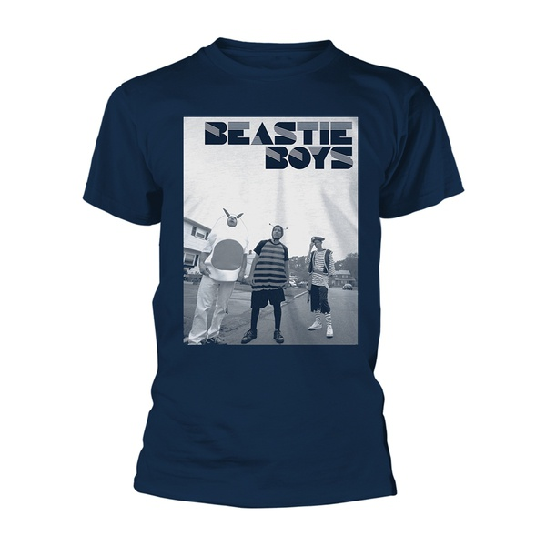 BEASTIE BOYS, costumes (boy) blue cover