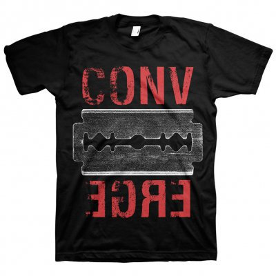 CONVERGE, blade (boy) black cover