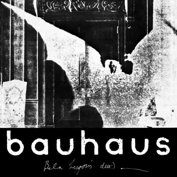 BAUHAUS, bela session ep cover
