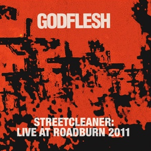 Cover GODFLESH, streetcleaner - live at roadburn