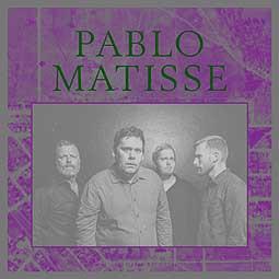 PABLO MATISSE, rise cover