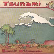 BENOIT WIDEMAN, tsunami cover