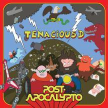 TENACIOUS D., post apocalypto cover