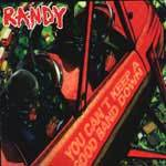 Cover RANDY, you can´t keep...